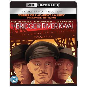 The Bridge On The River Kwai (Original Version) - 4K Ultra HD (Includes 2D Blu-ray)