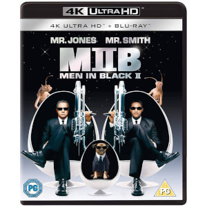 Men In Black II - 4K Ultra HD (Includes Blu-ray)