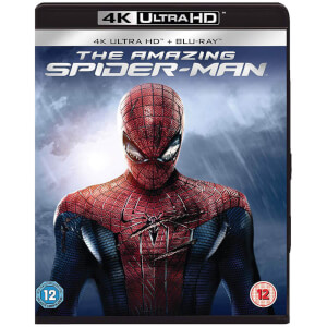 The Amazing Spider-Man - 4K Ultra HD (Includes Blu-ray)