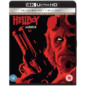 Hellboy - 4K Ultra HD (Includes Blu-ray)