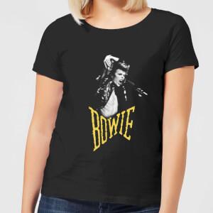 David Bowie Scream Women's T-Shirt - Black