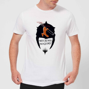 Magic The Gathering Throne of Eldraine Gingerbread Slayer Men's T-Shirt - White