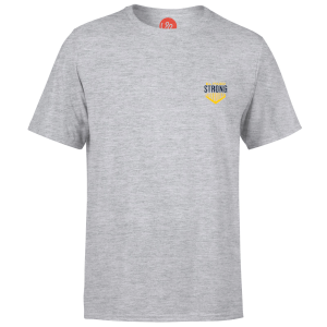 El Paso Locomotive FC Supporter T-Shirt - Grey