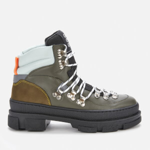 Ganni Women's Sporty Hiking Style Boots - Kalamata