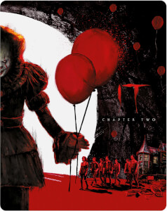IT: Capitolo Due - Steelbook 4K Ultra HD (Include Blu-Ray 2D)