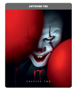 IT Chapter 2 - 4K Ultra HD Steelbook (Includes 2D Blu-ray)