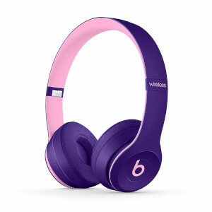 Beats By Dr. Dre Solo 3 Wireless On-Ear Headphones - Pop Collection, Violet