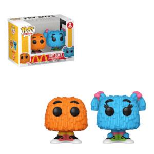 Funko Pop! Ad Icons: McDonald's - 2-Pack Fry Guy (Orange/Blue)