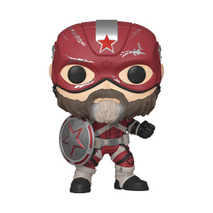 Figurine Pop! Red Guardian - Black Widow - Marvel