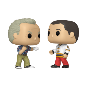 Happy Gilmore Happy and B.Barker Funko Pop! Vinyl 2-Pack