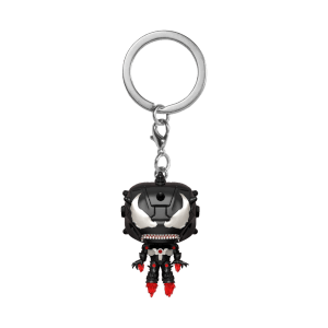 Marvel Venom Iron Man Pop! Keychain
