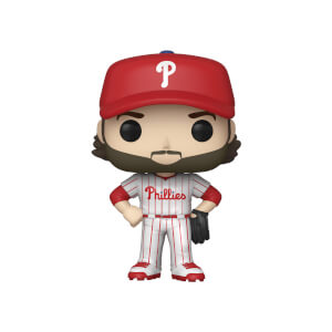 MLB Phillies Bryce Harper Pop! Vinyl Figure