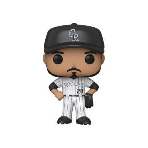 MLB Rockies Nolan Arenado Pop! Vinyl Figure