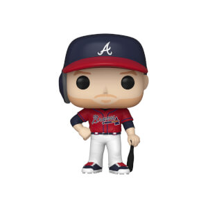MLB Braves Freddie Freeman Pop! Vinyl Figure