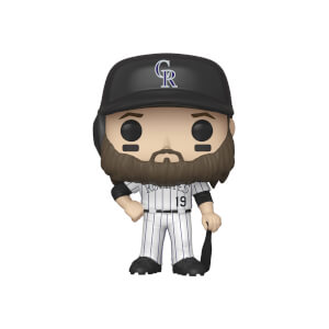 MLB Rockies Charlie Blackmon Pop! Vinyl Figure