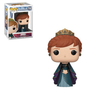 Figurine Pop! Anna (Robe Epilogue) - La Reine Des Neiges 2 - Disney