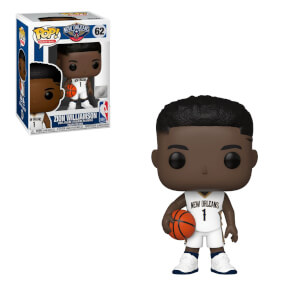 NBA New Orleans Pelicans Zion Williamson Funko Pop! Vinyl