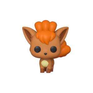 Vulpix Pokemon Funko Pop! Vinyl