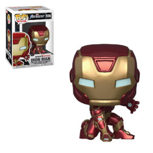 Marvel Avengers Game Iron Man (Stark Tech Suit) Funko Pop! Vinyl