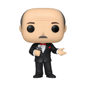 WWE Mean Gene Funko Pop! Vinyl
