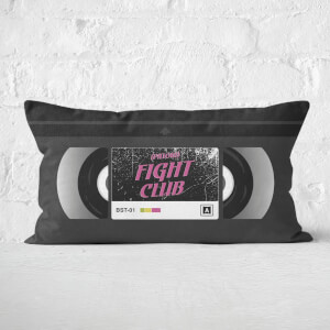 Pillow Fight Club Rectangular Cushion