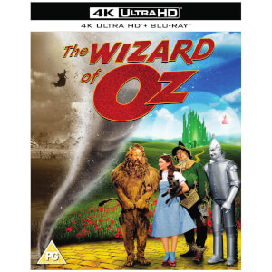 The Wizard of OZ - 4K Ultra HD