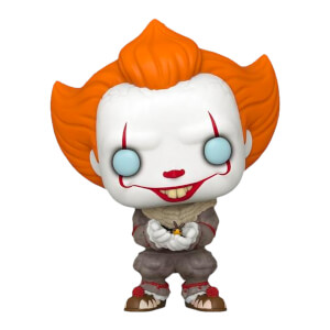 IT Pennywise with Glow Bug EXC Funko Pop! Vinyl