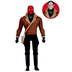 Figurine articulée Red Hood, Batman The Adventures Continues – DC Collectibles