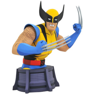 Diamond Select Marvel Animated X-men Wolverine Bust