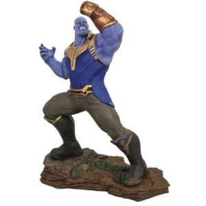 Diamond Select Marvel Milestones Avengers 3 Thanos Statue
