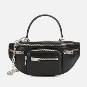 Alexander Wang Women's Attica Soft Mini Top Handle Bag - Black