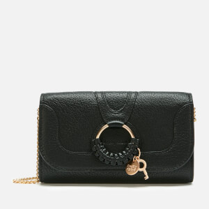 See By Chloé Women's Hana Cross Body Purse - Black