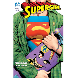 DC Comics Supergirl By Peter David Trade Paperback Book 01