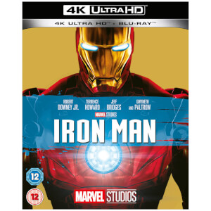 Iron Man 1 - 4K Ultra HD