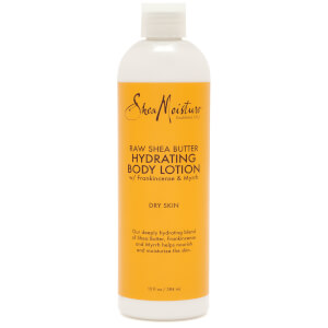 SheaMoisture Raw Shea Butter Hydrating Body Lotion 384ml