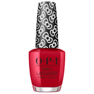 OPI Hello Kitty Limited Edition Nail Polish - A Kiss on the Chìc Infinite Shine 15ml