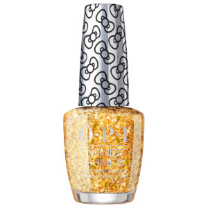 OPI Hello Kitty Limited Edition Nail Polish - Glitter all the Way Infinite Shine 15ml