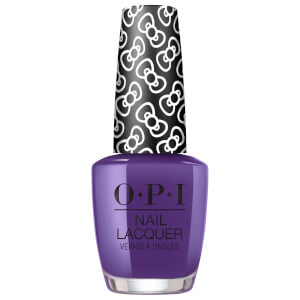 OPI Hello Kitty Limited Edition Nail Polish - Hello Pretty Infinite Shine 15ml