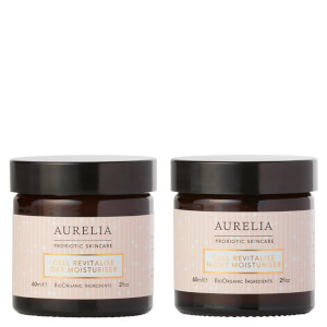 Aurelia Probiotic Skincare Cell Revitalise Day and Night Moisturiser
