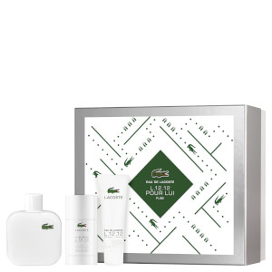 Lacoste L.12.12 Male Blanc 100ml Gift Set