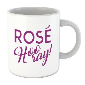Rose Hooray Mug