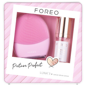 FOREO Picture Perfect Set LUNA 3 and Serum 30ml (Worth £218.00)