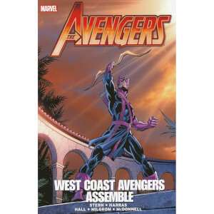 Marvel Avengers West Coast Avengers Assemble Trade Paperback