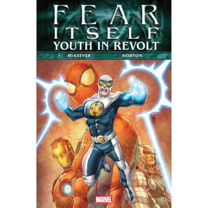 Marvel Fear Itself Youth In Revolt Prem Hardcover