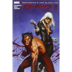 n Wolverine And Black Cat Claws 2 Trade Paperback