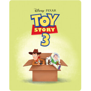 Toy Story 3 - 4K Ultra HD Zavvi Exclusive Steelbook (Includes 2D Blu-ray)