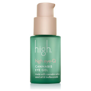 High Beauty High Eye Q Cannabis Eye Gel 0.5 oz