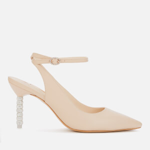 Sophia Webster Women's Jasmine Mid Court Shoes - Dusty