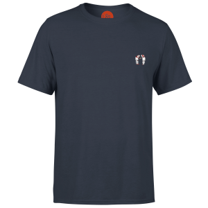 Predatory Partnership Men's T-Shirt - Navy