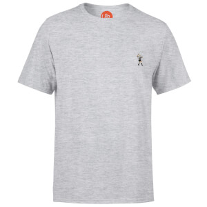 Magnificent Magpie Men's T-Shirt - Grey